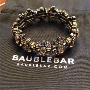 Bauble Bar stone elastic bracelet